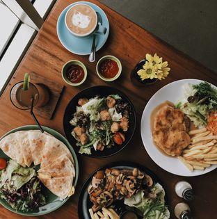 Foto 1 - Makanan di Glosis oleh Della Ayu