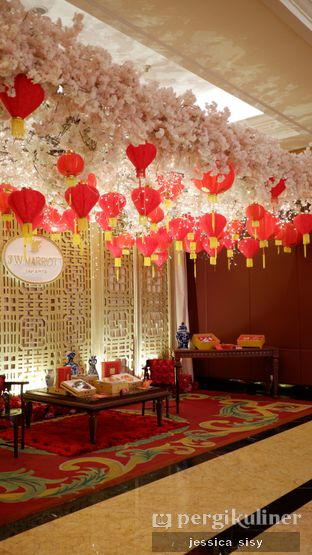 Foto 17 - Interior di Sailendra - Hotel JW Marriott oleh Jessica Sisy