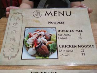 Foto review Liu's Hokkien Cafe oleh Wimpy & Pu3 @pangananwuenak 5
