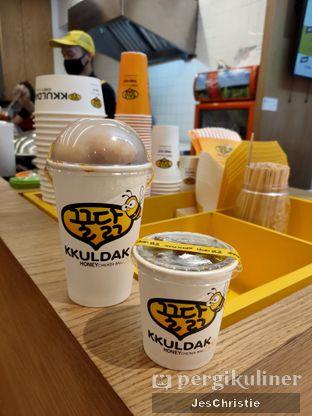 Foto review Kkuldak oleh JC Wen 2