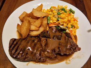 Foto 2 - Makanan(Tenderloin lokal) di Abuba Steak oleh Komentator Isenk