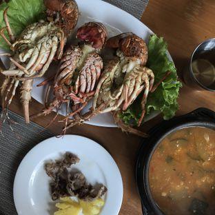 Foto 1 - Makanan di Saeng Gogi oleh @stelmaris