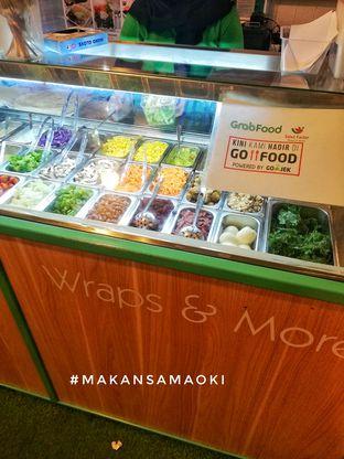 Foto 1 - Interior di Salad Factor oleh @makansamaoki