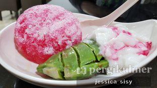 Foto 5 - Makanan(es pisang ijo) di Sari Laut Ujung Pandang oleh Jessica Sisy