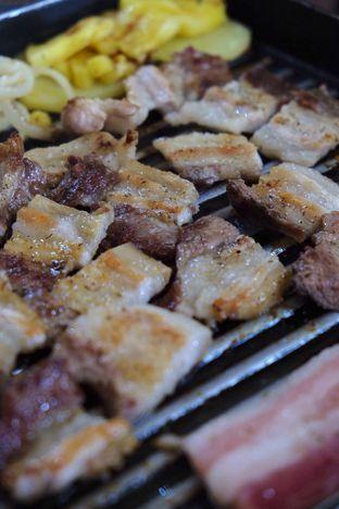 Foto 2 - Makanan(samgyeopsal) di Saeng Gogi oleh Marsha Sehan