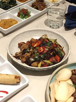 Foto 2 - Makanan(Wagyu Lada Hitam) di Eastern Opulence oleh @Itsjusterr