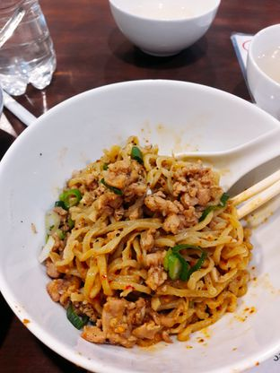 Foto 1 - Makanan di Mie Zhou oleh Andri
