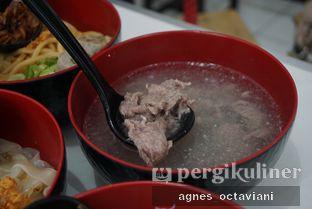 Foto 5 - Makanan(Daging) di Bakso Nya'Babe oleh Agnes Octaviani