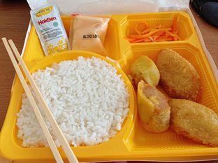 Foto review HokBen (Hoka Hoka Bento) oleh @kulineran_aja  1