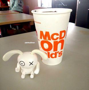 Foto 1 - Makanan di McDonald's oleh Devi Renat