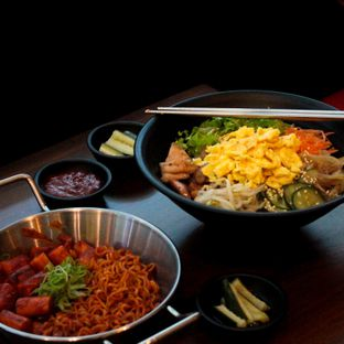 Foto review Omija oleh Christine Lie #FoodCraverID 2