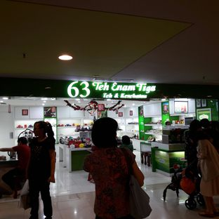 Foto review 63 Teh Enam Tiga oleh Michael Wenadi  2