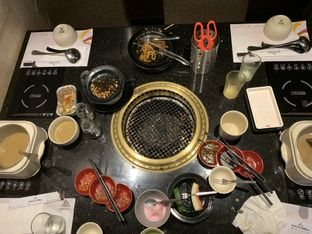 Foto 3 - Makanan di Hachi Grill oleh Sofiani Auliya