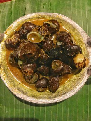 Foto 5 - Makanan(Tutut) di Alas Daun oleh Fadhlur Rohman