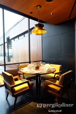 Foto 2 - Interior di Sea Grain Restaurant & Bar - Double Tree by Hilton Hotel Jakarta oleh Ladyonaf @placetogoandeat