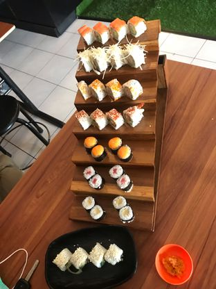 Foto review OTW Sushi oleh Ratih Danumarddin 2