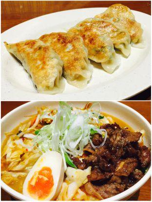 Foto 8 - Makanan(Gyoza + Stamina Ramen) di Echigoya Ramen oleh Yolla Fauzia Nuraini