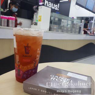 Foto review HAUS! oleh maya hugeng 1