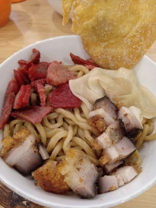Foto 2 - Makanan di Bakmi Pangsit Palu oleh vio kal