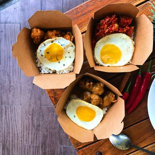 Foto 5 - Makanan di Go! Curry oleh Della Ayu
