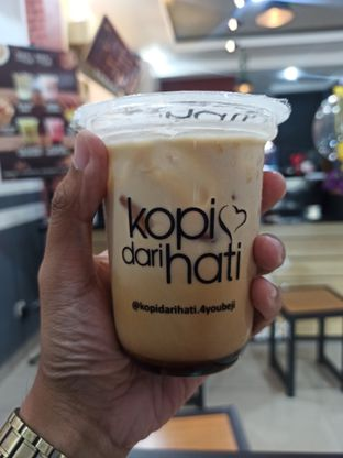 Foto review Kopi Dari Hati oleh Rachmat Kartono 2