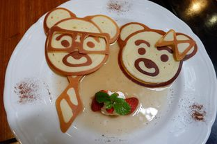 Foto 26 - Makanan(Bear Pancake) di The Bailey's and Chloe oleh Chrisilya Thoeng
