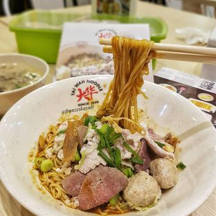 Foto 1 - Makanan di Tai Wah Noodle oleh Yuli || IG: @franzeskayuli