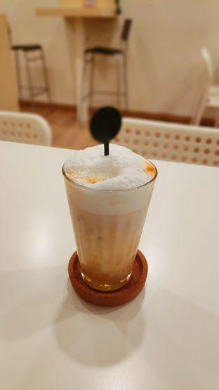 Foto 1 - Makanan(Ice Hazelnut Latte) di The L Cafe oleh Dyan Nitasari