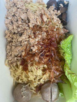 Foto 5 - Makanan di Pangsit Mie & Lemper Ayam 168 oleh Levina JV (IG : @levina_eat & @levinajv)