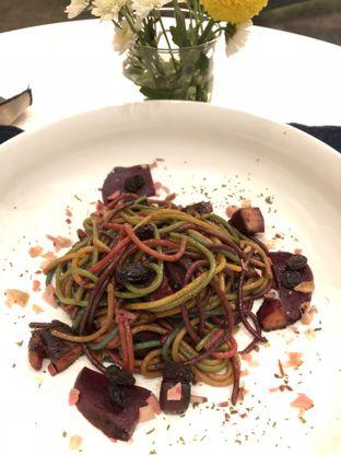 Foto 5 - Makanan(Rainbow Pasta) di Awesome Coffee oleh Patricia.sari
