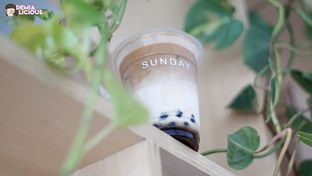 Foto 1 - Menu(Ice Coffee Sunday) di Sunday Coffee oleh @demialicious