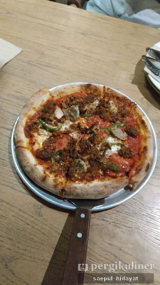 Foto 1 - Makanan di Pizza E Birra oleh Saepul Hidayat