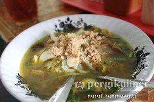 Foto 2 - Makanan di Soto Ayam Kampung Cak Mu'in oleh Nurul Rahmawati