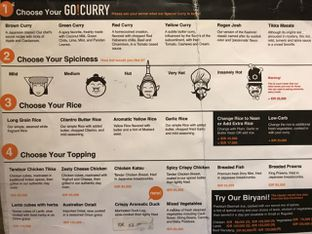 Foto 5 - Menu di Go! Curry oleh @Sibungbung