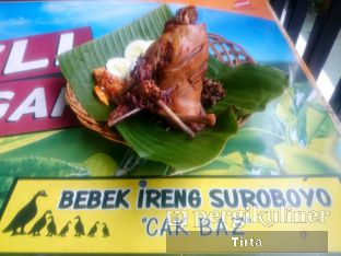 Foto review Bebek Ireng Suroboyo Cak Baz oleh Tirta Lie 1