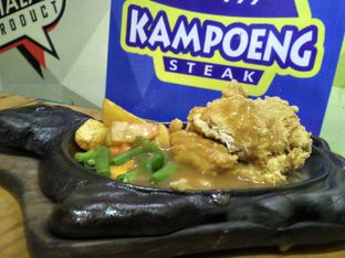 Foto 1 - Makanan di Kampoeng Steak oleh Hakim  Setiawan