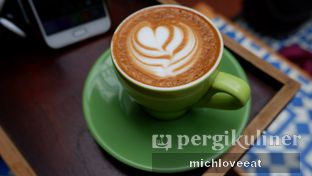 Foto 1 - Makanan di Giyanti Coffee Roastery oleh Mich Love Eat