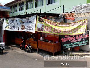 Foto review Mie Ayam Bakar Rondo Bakar oleh Tirta Lie 9