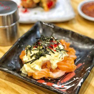 Foto 1 - Makanan(Salmon sushi tartar) di Nama Sushi by Sushi Masa oleh Stellachubby