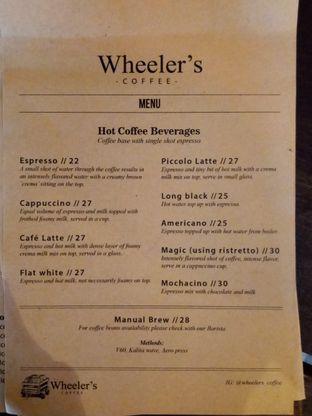 Foto 5 - Menu di Wheeler's Coffee oleh Chris Chan