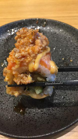 Foto 4 - Makanan(Salmon Dynamite) di Sushi Sen oleh Ardelia I. Gunawan