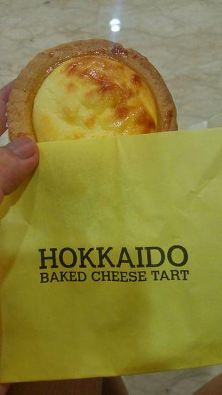 Foto review Hokkaido Baked Cheese Tart oleh Fadhlur Rohman 4