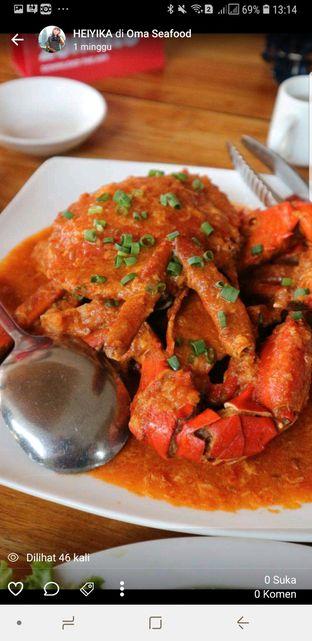 Foto 2 - Makanan di Oma Seafood oleh heiyika