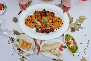 Foto 16 - Makanan di Maximo Resto & Garden - Puri Setiabudhi Residence Hotel oleh Mariane  Felicia