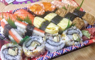 Foto review Aeon Sushi oleh irena christie 2
