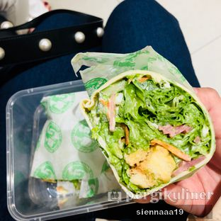 Foto 1 - Makanan(Caesar Supreme) di Salad Bar by Hadi Kitchen oleh Sienna Paramitha