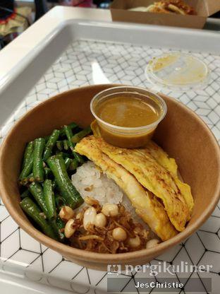 Foto 3 - Makanan(Nasi Peranakan) di Klean Bowl oleh JC Wen