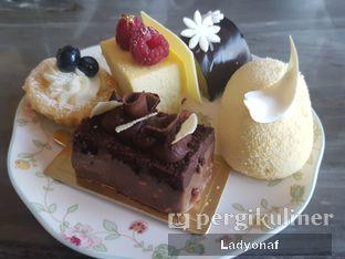 Foto 2 - Makanan di Fountain Lounge - Grand Hyatt oleh Ladyonaf @placetogoandeat
