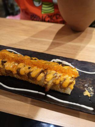 Foto review J Sushi oleh om doyanjajan 7