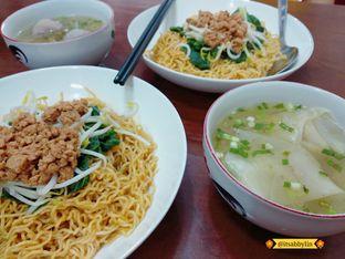 Foto 1 - Makanan di Bakmi Bangka Afong oleh abigail lin